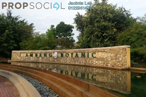 For Sale Semi-Detached at Ambang Botanic 1, Klang Freehold Semi Furnished 5R/5B 1.7m