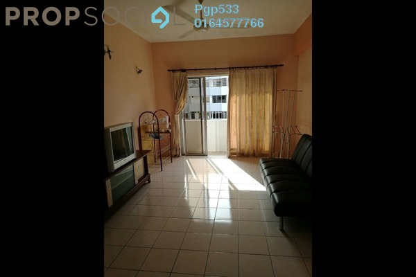 For Rent Condominium at Gambier Heights, Bukit Gambier Freehold Fully Furnished 3R/2B 1k