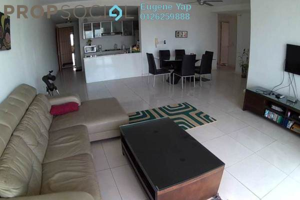 For Sale Condominium at The Maple, Sentul Freehold Semi Furnished 4R/3B 1.05m