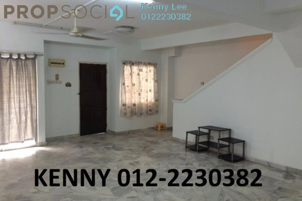 For Sale Terrace at USJ 4, UEP Subang Jaya Freehold Semi Furnished 4R/3B 890k