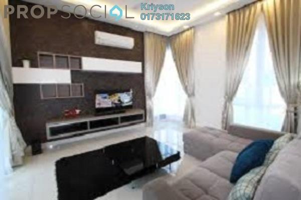 For Rent Condominium at Skypod, Bandar Puchong Jaya Freehold Fully Furnished 3R/2B 2k
