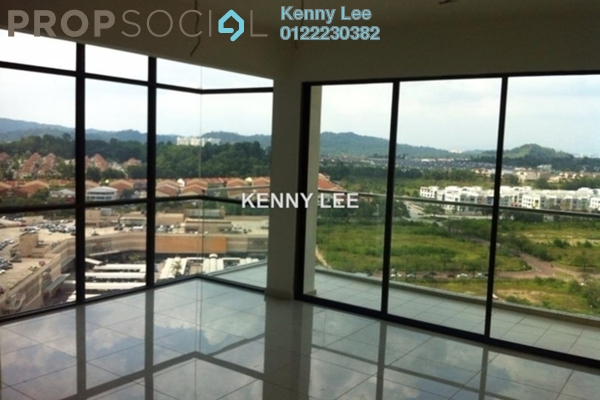 For Rent Apartment at Zeva, Bandar Putra Permai Leasehold Semi Furnished 2R/2B 1.6k