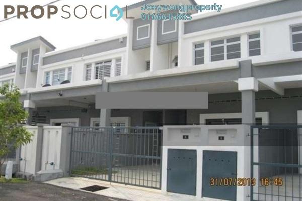 For Rent Terrace at BSP Skypark, Bandar Saujana Putra Leasehold Unfurnished 4R/3B 1.3k