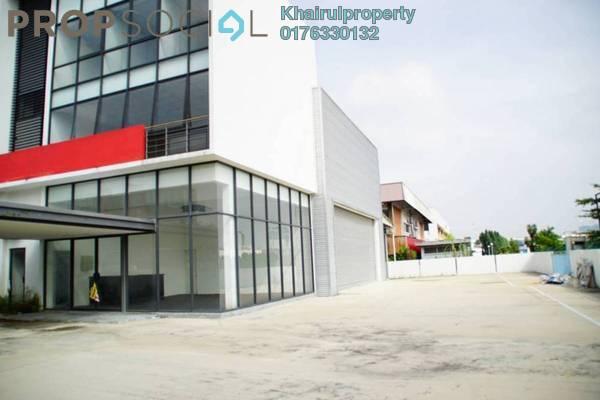 For Rent Factory at Seksyen 9, Bandar Baru Bangi Freehold Unfurnished 0R/1B 9k