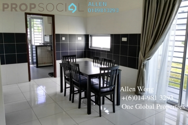 For Rent Terrace at East Ledang, Iskandar Puteri (Nusajaya) Freehold Semi Furnished 4R/4B 2.2k
