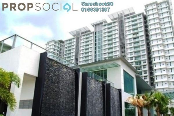 For Sale Condominium at USJ One Avenue, UEP Subang Jaya Leasehold Semi Furnished 4R/3B 630k