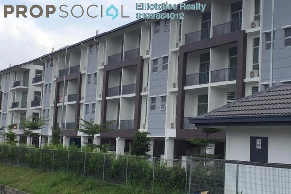 For Sale Condominium at Pandan Indah, Pandan Indah Leasehold Semi Furnished 3R/2B 620k