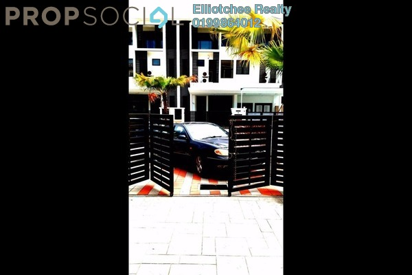 For Sale Bungalow at Eden @ Jalil, Bandar Putra Permai Freehold Semi Furnished 6R/4B 13.1m