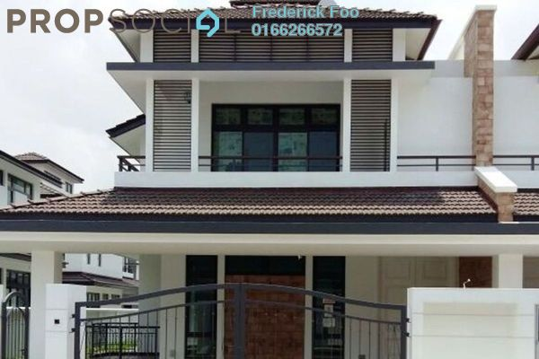 For Sale Semi-Detached at Eco Botanic, Skudai Freehold Unfurnished 5R/5B 2.2m