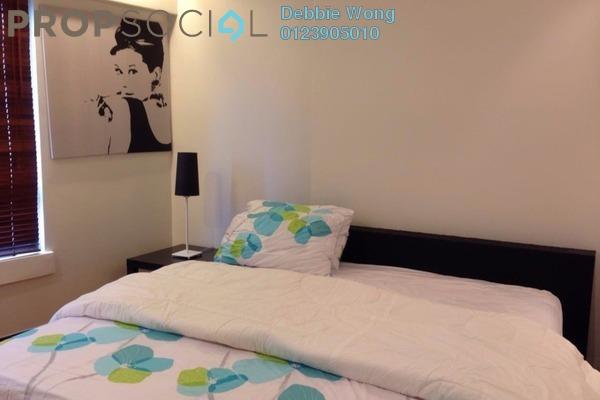 For Rent Condominium at i-Zen Kiara II, Mont Kiara Freehold Fully Furnished 3R/3B 4.5k