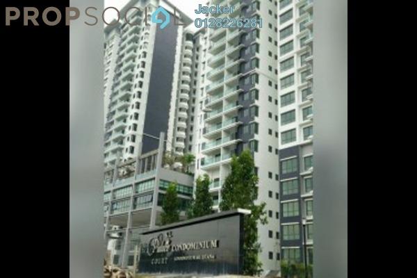 For Rent Condominium at KL Palace Court, Kuchai Lama Leasehold Semi Furnished 3R/2B 2.2k