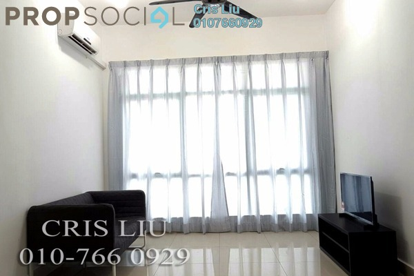 For Rent Condominium at Amaya Maluri, Cheras Leasehold Fully Furnished 1R/2B 2.1k
