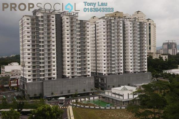 For Rent Condominium at Astana Lumayan, Bandar Sri Permaisuri Leasehold Semi Furnished 4R/2B 1.7k
