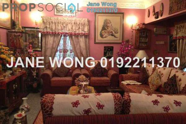 For Sale Terrace at SS1, Petaling Jaya Freehold Semi Furnished 5R/5B 2.55m