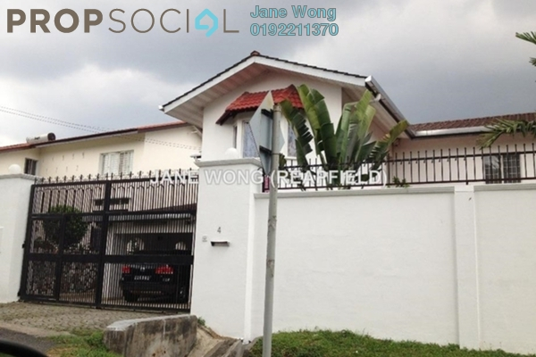For Sale Terrace at SS2, Petaling Jaya Freehold Unfurnished 4R/3B 1.8Juta
