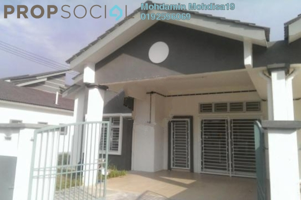 For Rent Semi-Detached at Taman Desa Dengkil, Dengkil Freehold Unfurnished 4R/3B 1.15k