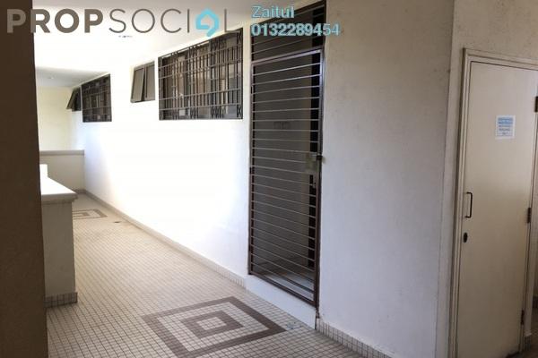 For Rent Condominium at Tivoli Villas, Bangsar Freehold Fully Furnished 2R/2B 3k