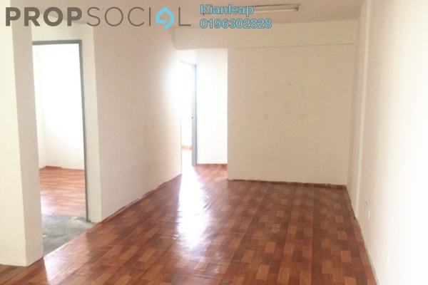 For Sale Apartment at Angsana Apartment, Bandar Mahkota Cheras Freehold Unfurnished 3R/2B 218k