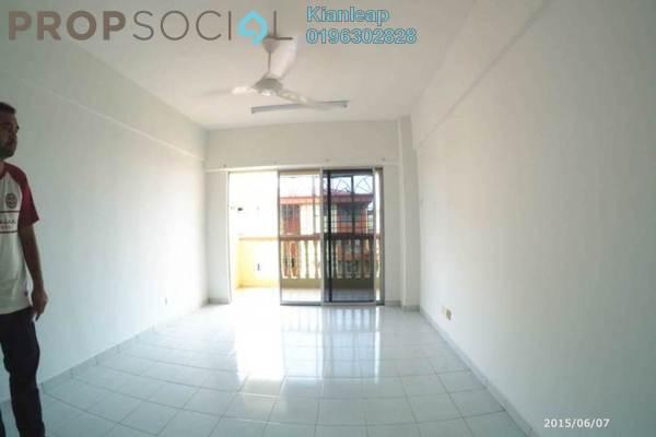For Sale Apartment at Plaza Indah, Kajang Freehold Unfurnished 3R/2B 272k