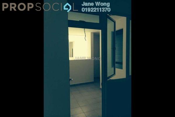 For Sale Apartment at Rhythm Avenue, UEP Subang Jaya Freehold Semi Furnished 3R/2B 398k
