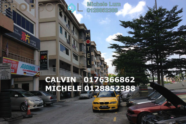 For Sale Shop at Kuchai Entrepreneurs Park, Kuchai Lama Leasehold Unfurnished 1R/10B 3.1m