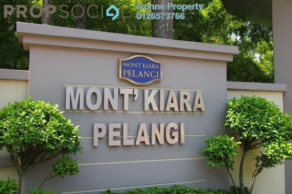 For Sale Condominium at Mont Kiara Pelangi, Mont Kiara Freehold Semi Furnished 4R/4B 1.7m