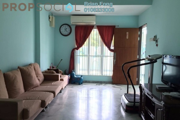 For Sale Terrace at Taman Tan Yew Lai, Old Klang Road Freehold Semi Furnished 3R/2B 650k