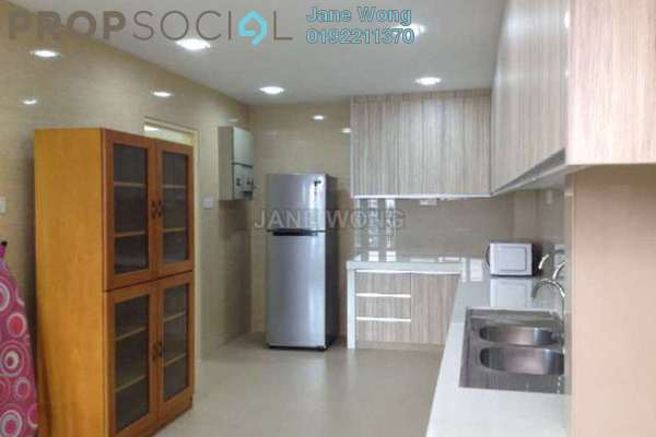 For Rent Condominium at Shang Villa, Kelana Jaya Freehold Fully Furnished 4R/2B 2.5k