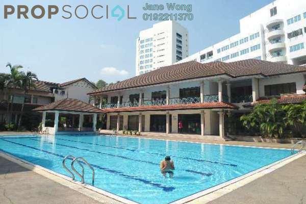 For Rent Condominium at USJ One Park, UEP Subang Jaya Leasehold Semi Furnished 3R/2B 1.8k