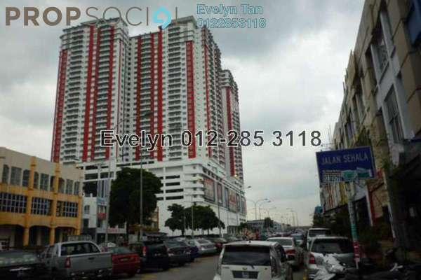 For Rent Terrace at USJ 18, UEP Subang Jaya Freehold Semi Furnished 4R/3B 1.7k