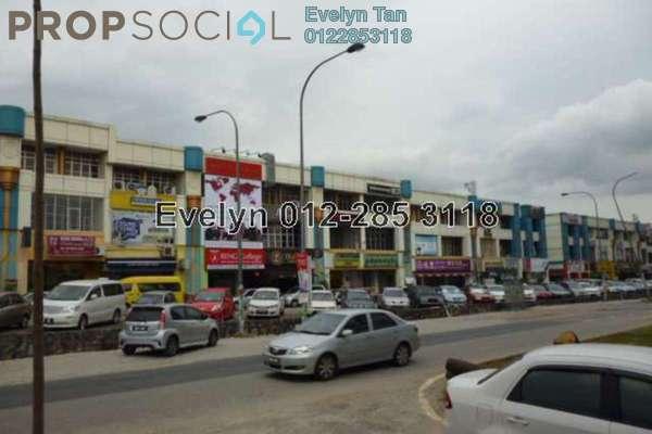 For Rent Office at USJ 9, UEP Subang Jaya Freehold Fully Furnished 0R/1B 1.7k