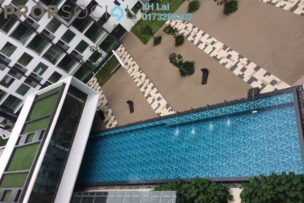 For Rent Serviced Residence at Zeva, Bandar Putra Permai Leasehold Semi Furnished 2R/2B 1.3k