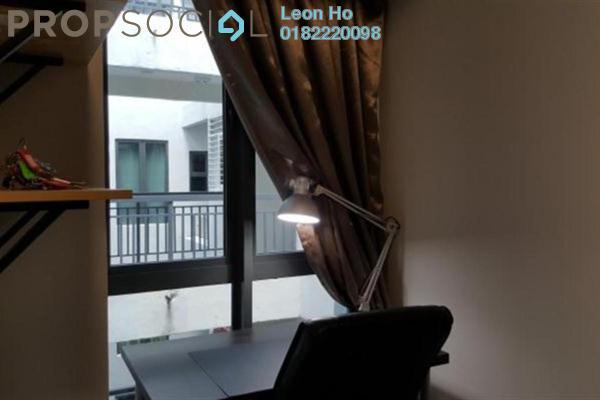 For Sale Serviced Residence at Senza Residence, Bandar Sunway Leasehold Fully Furnished 3R/2B 698k