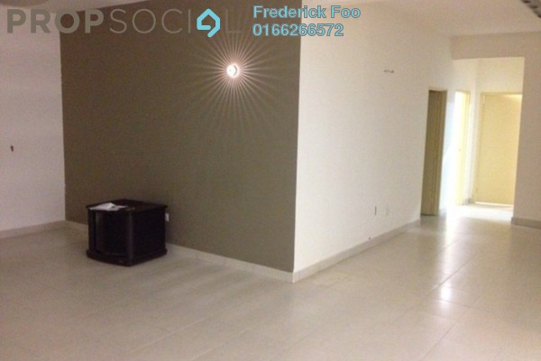 For Sale Serviced Residence at Tebrau City Residences, Tebrau Freehold Semi Furnished 3R/2B 388k