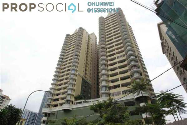 For Rent Condominium at Sri Impian, Brickfields Freehold Fully Furnished 3R/2B 2.5k