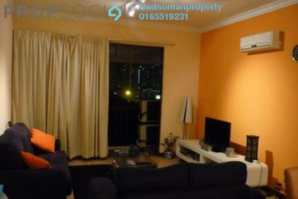 For Rent Condominium at Menara Duta 2, Dutamas Freehold Fully Furnished 4R/3B 1.9千