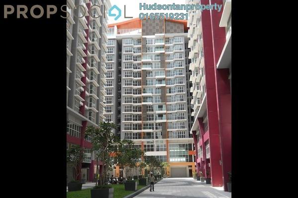 For Rent Condominium at Pacific Place, Ara Damansara Leasehold Semi Furnished 2R/2B 1.35k