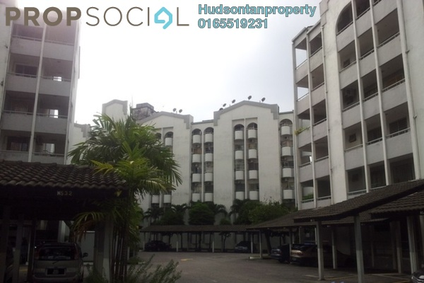 For Rent Condominium at Fawina Court, Ampang Leasehold Fully Furnished 2R/2B 1.6k