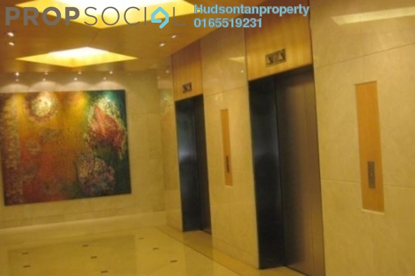 For Rent Condominium at UBN Apartment, KLCC Freehold Fully Furnished 1R/1B 2.7k