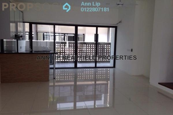 For Rent Apartment at Anjung Hijau, Bukit Jalil Freehold Semi Furnished 3R/2B 1.4k