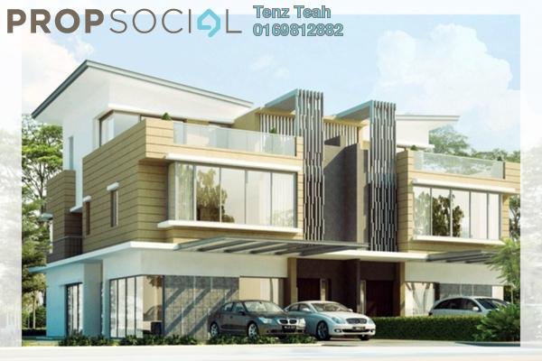 For Rent Semi-Detached at Eastpark 72, Bandar Mahkota Cheras Freehold Unfurnished 6R/5B 1.8k