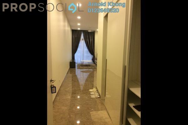 For Sale Serviced Residence at Laman Ceylon, Bukit Ceylon Freehold Semi Furnished 2R/2B 1.22m