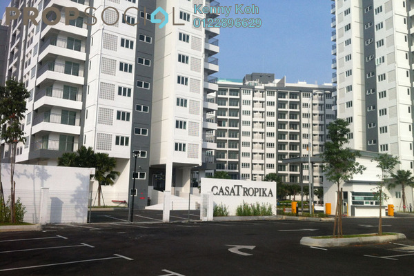 For Rent Condominium at PU10, Bandar Puchong Utama Freehold Unfurnished 3R/2B 1.3k