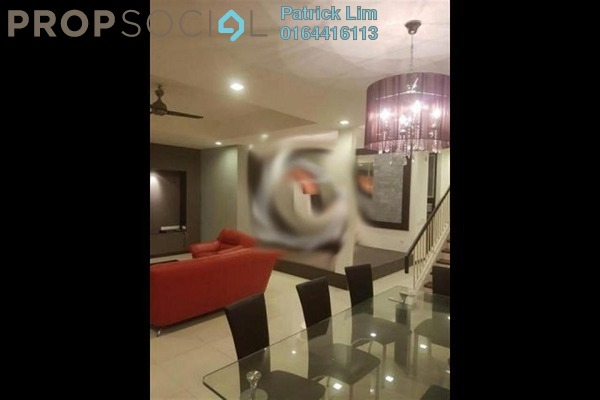 For Sale Apartment at The Tamarind, Sentul Freehold Semi Furnished 5R/5B 2.78m