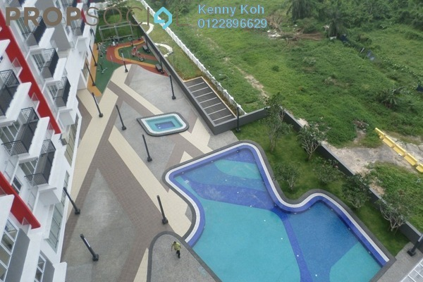 For Sale Condominium at Koi Prima, Puchong Leasehold Unfurnished 3R/2B 460k