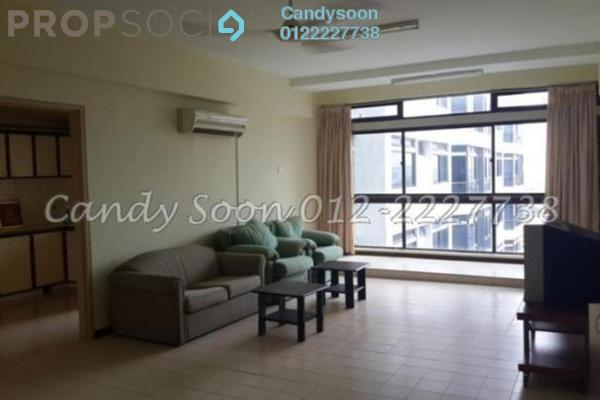 For Rent Condominium at Fahrenheit 88, Bukit Bintang Freehold Fully Furnished 3R/2B 4.3k