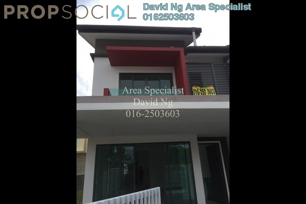 For Sale Terrace at Nahara, Bandar Bukit Raja Freehold Unfurnished 4R/3B 855k