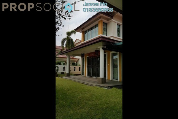 For Sale Bungalow at Ambang Botanic 1, Klang Freehold Semi Furnished 6R/1B 3.3m