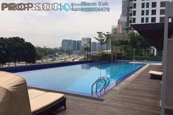 For Sale Condominium at Isola, Subang Jaya Freehold Semi Furnished 4R/6B 3.8m