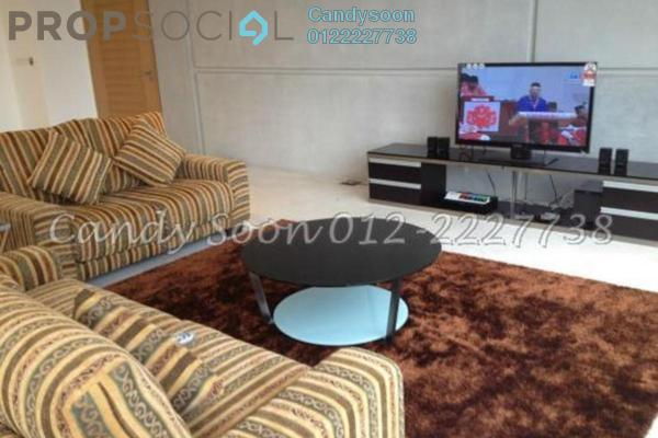 For Rent Condominium at The Troika, KLCC Freehold Semi Furnished 3R/4B 10k